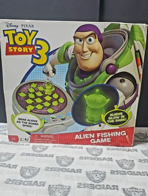 Toy Story 3 Alien Fishing Game for Sale in Santa Ana, CA