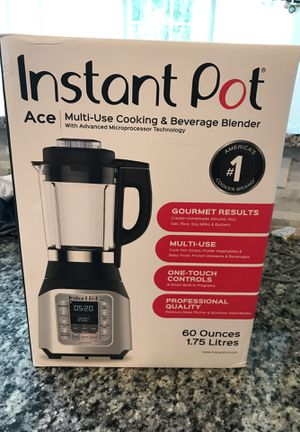 Instant Pot ACE for Sale in Charlotte, NC