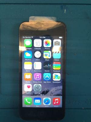 T mobile Iphone 5 Unlocked 55$ our the door price for Sale in Cleveland, OH