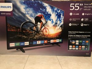 "Philips 55"" Smart TV 4K Ultra HD LED for Sale in Lake Worth, FL"