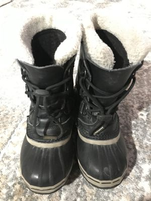 SOREL kids snow boots 2 for Sale in Kent, WA