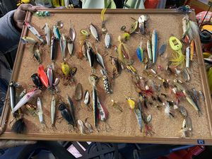 Fish lures for Sale in Richmond, VA