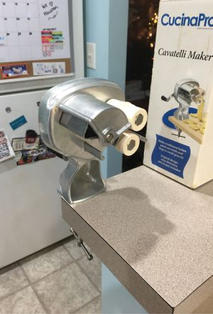 Cucinapro cavatelli makes for Sale in Chapel Hill, NC