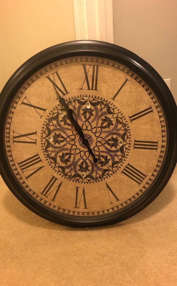Nice Large Clock