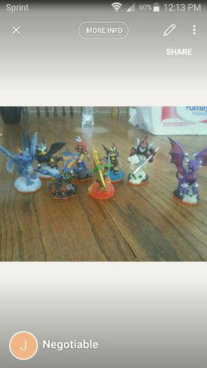 Skylander characters for Sale in Clarksville, TN