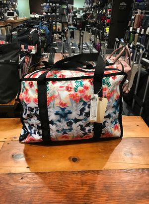 NWT le sport sac tote bag floral print for Sale in San Diego, CA