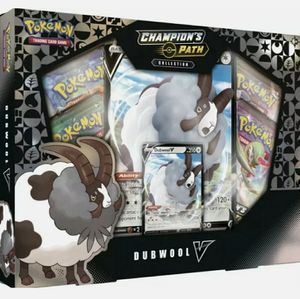 Champions Path Booster Packs Sealed Box Set Dubwool Sealed Promo Cards Pokemon Cards for Sale in Waynesboro, TN