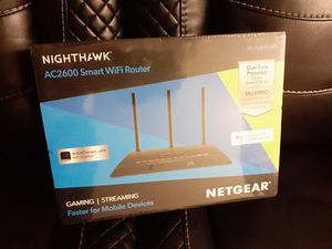 Netgear Nighthawk AC2600 Wi-Fi Router ~New~ for Sale in Seattle, WA