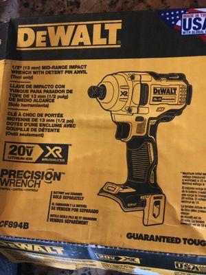 "Dewalt 1/2"" impact for Sale in Union City, CA"