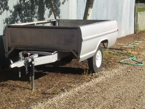 Trailer Ford bed for Sale in Sandy, UT