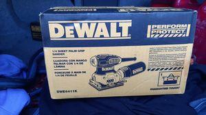 Dewalt sander/ Reciprocating saw for Sale in Redwood City, CA