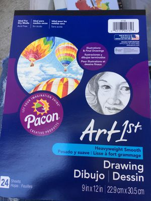 Drawing paper for Sale in Stockton, CA