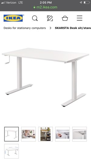 Ikea standing desk for Sale in San Francisco, CA