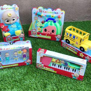 Cocomelon Toy Bundle - 5 Pieces for Sale in Los Angeles, CA