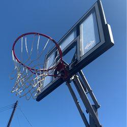 Lifetime Curbside Basketball Hoop for Sale in La Mirada,  CA