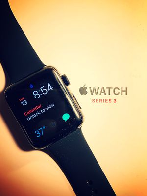 Apple Watch Series 3 PERFECT CONDITION for Sale in Baltimore, MD