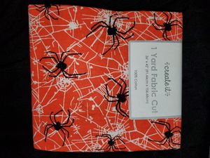 Spiders fabric for Sale in Dixon, MO
