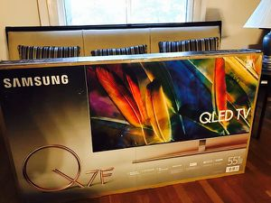 Samsung 55 inch QLED 4K TV Q7 smart qn55Q7F for Sale in Huntington Park, CA