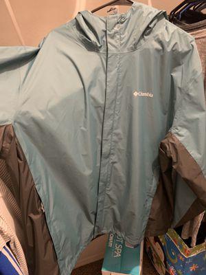 Columbia Sportswear Rain Jacket NEVER USED for Sale in Winter Garden, FL