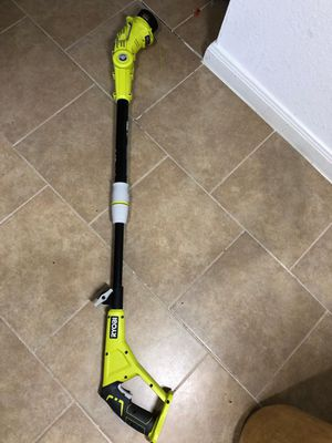 Ryobi 18v string trimmer (only tool) for Sale in Dallas, TX
