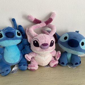 Stitch Plushies for Sale in Miami, FL