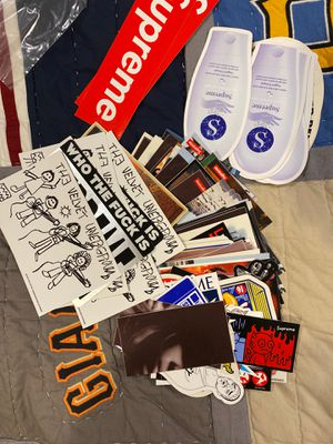 Supreme stickers and accessories for Sale in San Diego, CA
