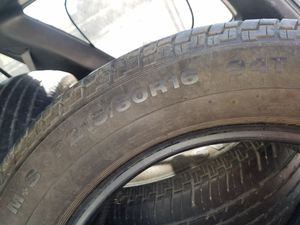 215 / 60 / R16 Continental for Sale in Dallas, TX