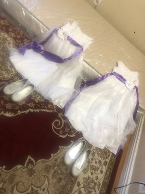 Bridesmaid/flower girls dresses for Sale in Las Vegas, NV