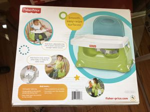 Fisher price baby booster seat for Sale in Fremont, CA