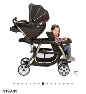 Graco Double Stroller for Sale in Stansbury Park, UT