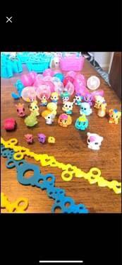 SHOPKINS Toys Collection