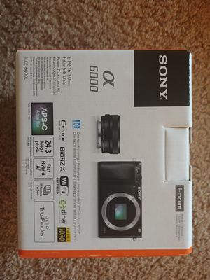 Sony a6000 for Sale in Portland, OR