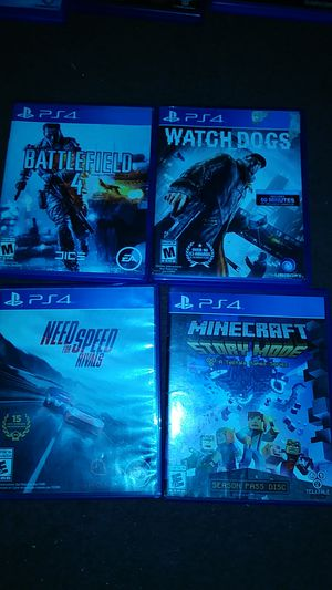 Ps4 games for Sale in Pittsburgh, PA