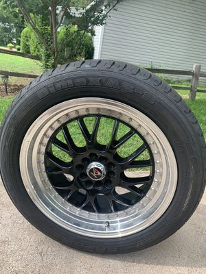 Rims/tires for Sale in Fort Worth, TX