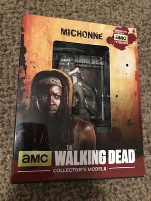 Michonne - The Walking Dead Collector Figure for Sale, used for sale  Deltona, FL