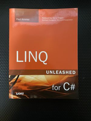 LINQ For C# for Sale in Norco, CA
