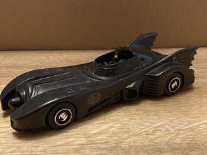 DC Comics 1989 Batman Batmobile Plastic Action Figure Car for Sale in El Paso, TX
