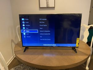 Smart TV 40* element for Sale in Irvine, CA