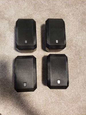 Yamaha Surround Sound Speakers for Sale in Boston, MA