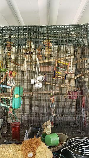 Free bird cage for Sale in Pomona, CA