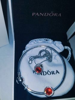 Pandora Braclets W/Box,Gift Bag, Dust Bag And Card for Sale in Saint Stephen,  SC