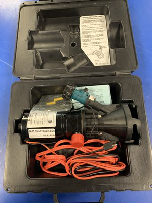 Portable RV Waste Pump for Sale in Bridgeport, CT
