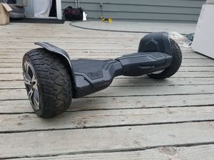 Gyoor All-Terrain Hoverboard/Segway Clone for Sale in Everett, WA