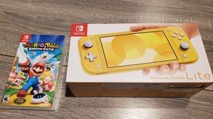 New! Nintendo Switch Lite Yellow for Sale in Lutz, FL