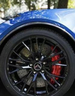 OEM Chevy Corvette C7 ZO6 Z06 Wheels Rims Rines Factory for Sale in Compton,  CA