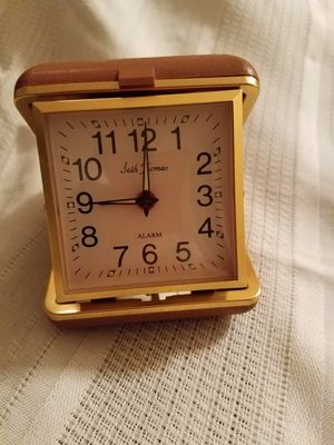 Seth Thomas Travel Alarm Clock for Sale in Johnstown, OH