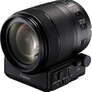Canon EFS 18-135 Lens with Zoom Adapter PZ-E1 for Sale in Aurora, CO