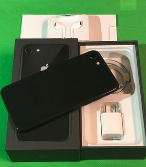 iPhone 8 64 GB never used Apple warranty fully paid off clean ESN AT&T, cricket wireless and H2O networks $335 for Sale in Boston, MA