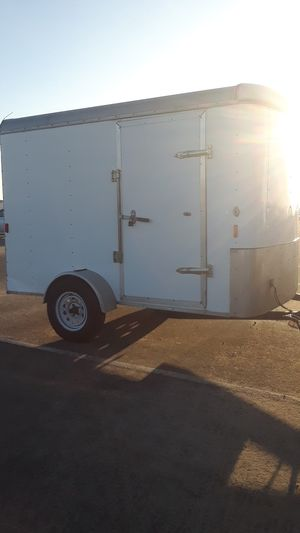 6x10 enclosed trailer for Sale in HUNTINGTN BCH, CA