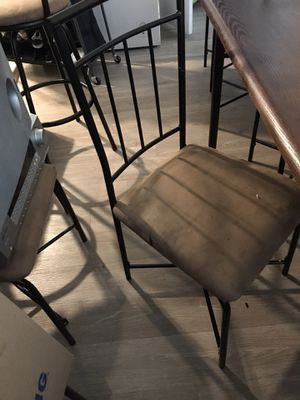 7 chairs and table for Sale in Sandy, UT